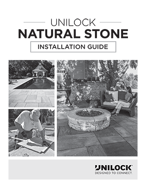 Natural Stone – Installation Guide